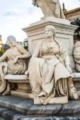 Statue in Berlin — Stock Photo