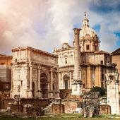 Roman forum — Zdjęcie stockowe