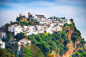 White houses in Andalusia, Spain. — Stock Photo