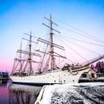 Big beautiful ship — Stock Photo #64000279