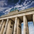 Brandenburg Gate in Berlin — Stock Photo #64083449
