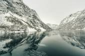 Norwegian Fjords — Stock Photo