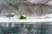 Norwegian Fjords — Stock Photo