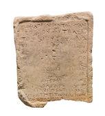 Piedras con inscripciones — Foto de Stock