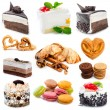 Various sweets — Stock Photo #67170133