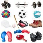 Sports equipment — Stock Photo #69724117