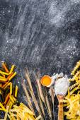 Baking products — Stock Photo