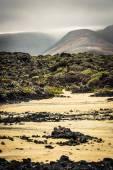 Desert mountain landscape — Stock Photo