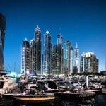 Dubai Marina — Stock Photo #74235669