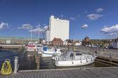 Rudkøbing port — Foto de Stock