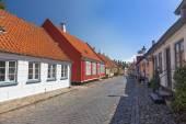 Ærøskøbing alley — Stock Photo