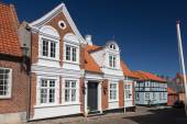 Villa Ærøskøbing — Stock Photo