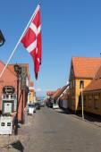 Dannebrog Ærø — Stock Photo