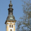 Monastery tower Neuzelle — Stock Photo #58130529