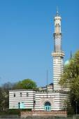 Pumping station Mosque — Stock Photo