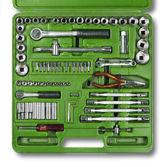 Mechanic tools set — Stock Photo