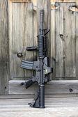 The Black Rifle — Stock Photo