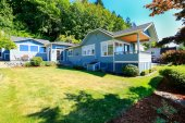 Real Estate in  Port Orchard town, WA — Stock Photo
