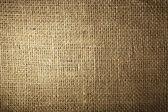 Burlap texture — Stock Photo