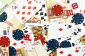 Juegos de azar — Foto de Stock