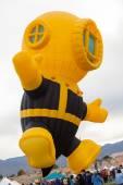 Balloon Fiesta 2014 — Stock Photo