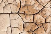 пачкайте сломанную землю — Стоковое фото