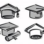 Graduation cap — Stock Vector #57530817