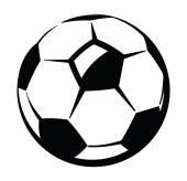 足球球 — 图库矢量图片