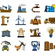 Industry icons — Stock Vector #60146965