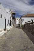 Village Betancourt in Fuerteventura, Canary Islands — Stock Photo