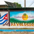 Che Guevara Propaganda Sign in Cuba — Stock Photo #52704411