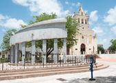 Catholic Church El Carmen in Santa Clara,Cuba — Stock Photo