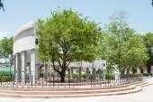 Monumento di Fondazione Santa clara — Foto Stock