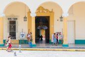 Decorative Arts Museum in Santa Clara,Cuba — Stock Photo