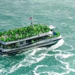 The Hornblower Cruise in Niagara Falls — Stock Photo #54483691