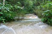El Nicho Waterfalls in Cienfuegos, Cuba — Stock Photo