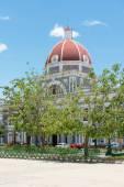 Jose Marti Plaza in Cienfuegos, Cuba — Stock Photo