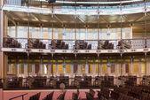 Terry Theater Interior in Cienfuegos, Cuba — Stock Photo