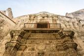 Old Havana Cathedral Architecture Detail — Stock Photo
