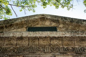 Detail of El Templete in Old Havana,Cuiba — Stock Photo