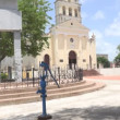 Catholic church El Carmen — Stock Video #61040521
