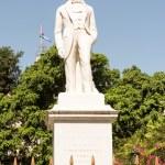Statue to Carlos Manuel de Cespedes in Old Havana — Foto de Stock   #61102667