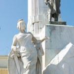 Statue to Jose Miguel Gomez — Zdjęcie stockowe #61103097