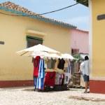 Trinidad village in Cuba — Stock Photo #61103525