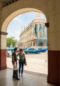 Great Theater of Havana — Stock Photo