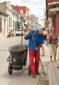 Cuban city — Stock Photo