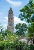 Manaca Iznaga Tower — Stock Photo