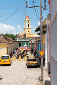 Old Cuban town — Foto de Stock
