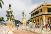 Village Trinidad, UNESCO World Heritage Site — Stock Photo