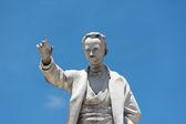 Beautiful monument in Cuba — Stock Photo